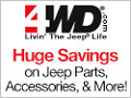 4WD Jeep Parts
